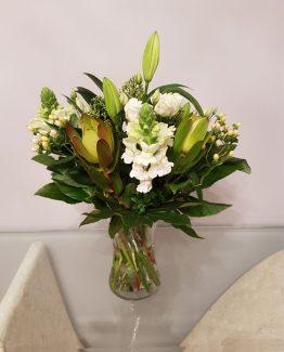 flower bouquet chloe